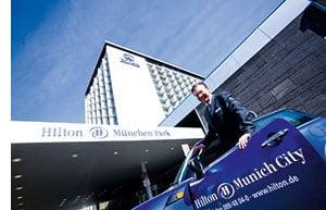 Hilton Hotel Munich