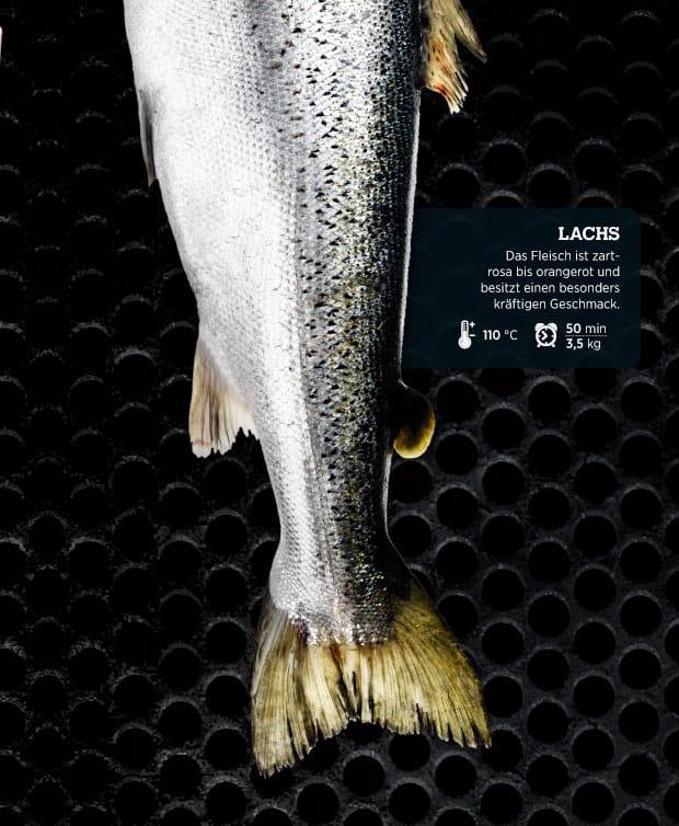 Smoker-Klassiker beim Fisch