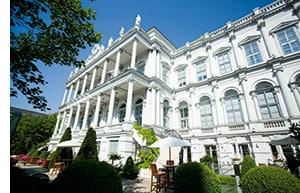 Palais Coburg von Aussen
