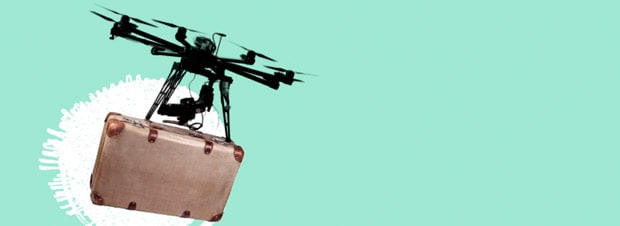 Dronism Der neue Blickwinkel