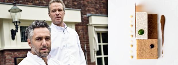 Jannis Brevet und Roland Trettl