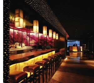 Nobus Sushi Restaurant, die Bar