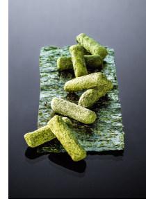 grüne Pralinen