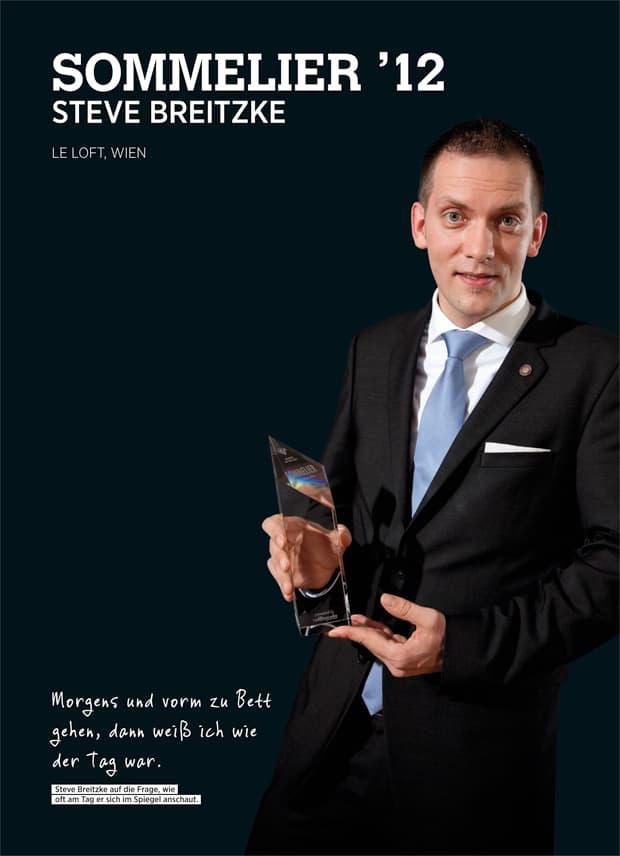 Steve Breitzke Sommelier 12