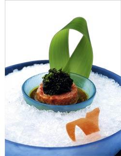 Spezialitäten aus den Nobu-Restaurants
