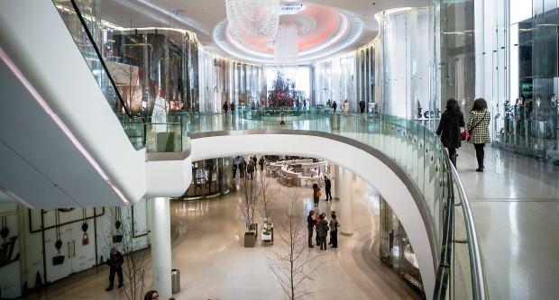 Die Mall als Chance