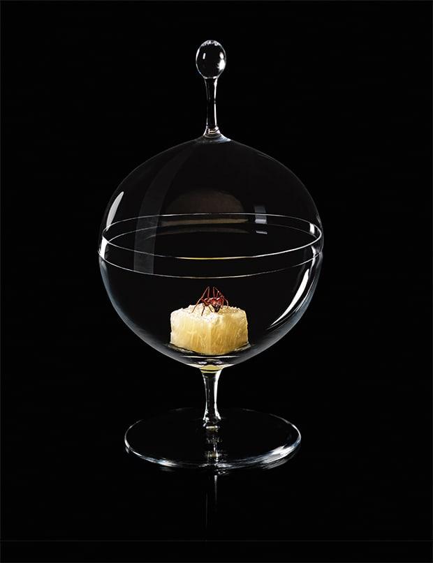 Kokosnuss-Apfel