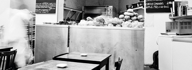 St John Smithfield Bäckerei Inklusive