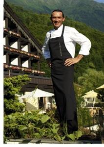 Küchenchef im Löwen-hotel****S