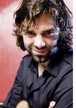 Konstantin Filippou lächelnd