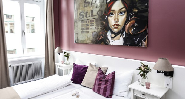 Urban Stay Hotel Columbia, Wien