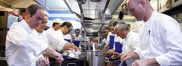 Karl und Rudolf Obauer rocken die Küche