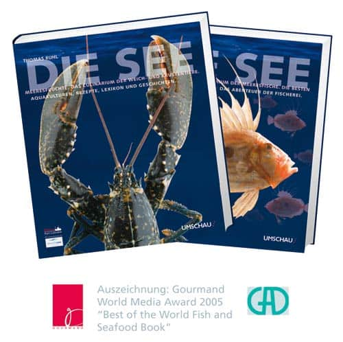 Die See - Meeresfrüchte Buch