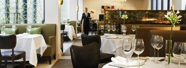 ein Restaurant in Prag