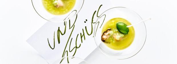 Auster, Olive, Gurke