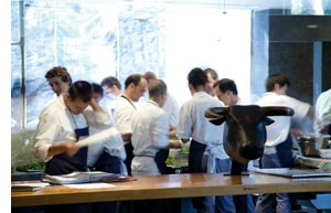 stressig in der elBulli-Küche
