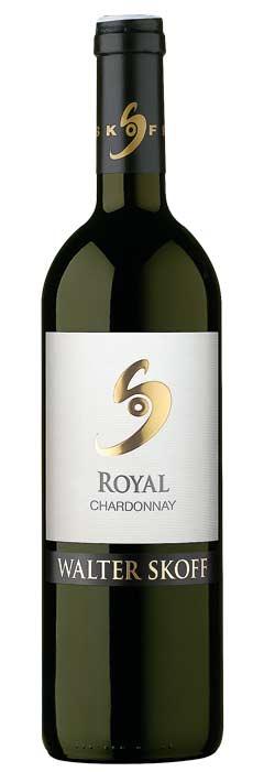Walter Skoff, Chardonnay Royal 2007