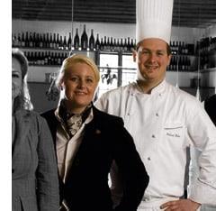 Roland Huber und Barbara Breitfuss