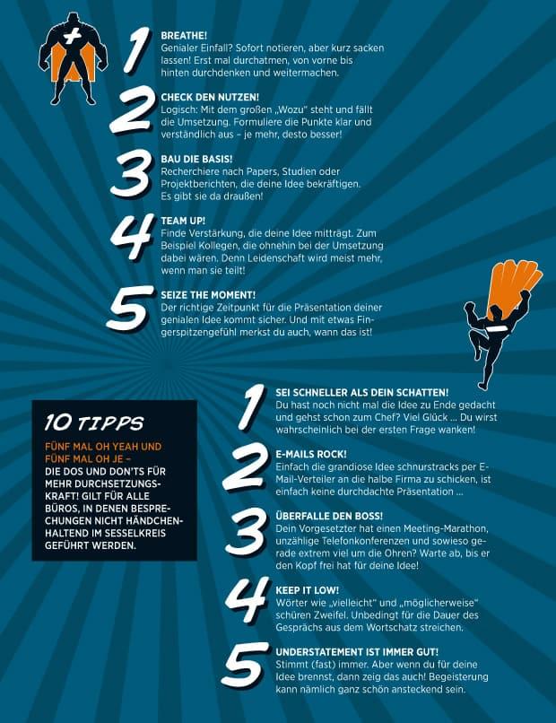 10 Karrieretipps