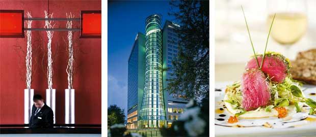 Eindrücke aus Warschaus Hotels