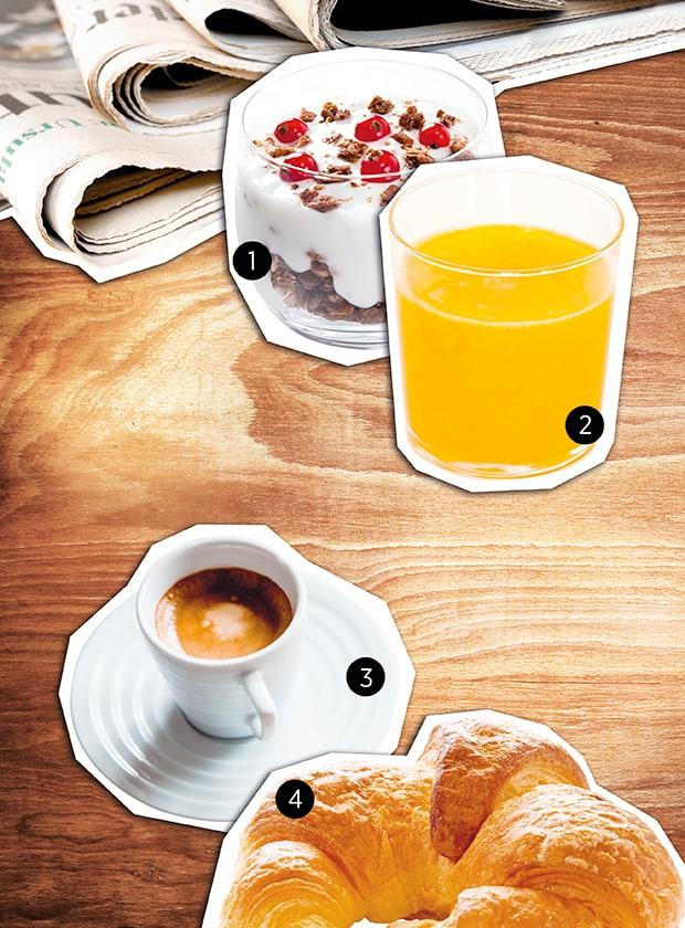 Business Frühstück