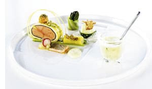 kreative Variationen beim Bocuse d'Or