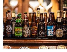Biersorten ohne Ende
