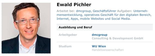 Ewald Pichler