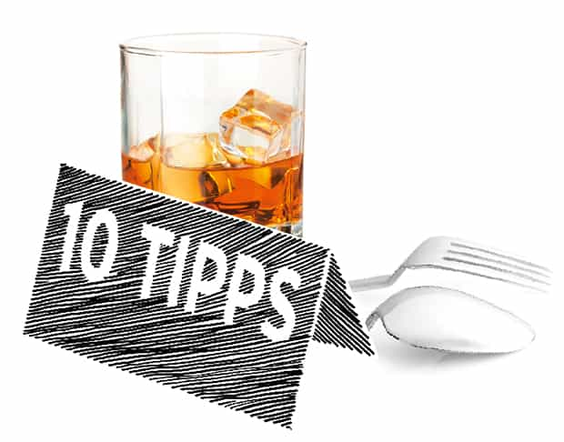 10 Tipps für das Spitzen Catering