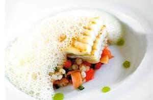 kulinarische Lobeshymnen, Kreationen mit Espuma