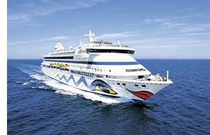 Der AIDA Cruise Liner