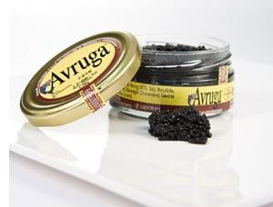 Heringskaviar im Check