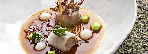 Köstlichkeiten aus dem Restaurant KOKS