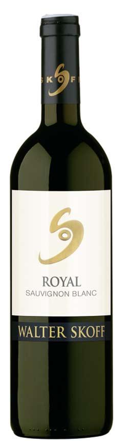 Sauvignon blanc Royal 2007