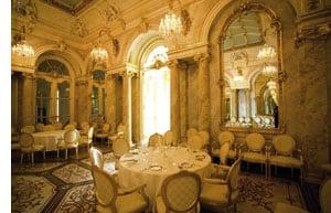 der Festsaal des Palais Coburg