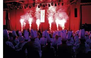 Norwegen ist Sieger der Kocholympiade in Erfurt