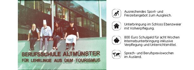 berufsschule Altmünster