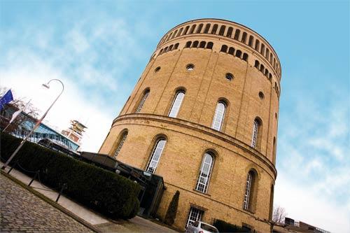 Der Kölner Wasserturm