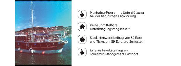 Hochschulen München – Fakultät für Tourismus