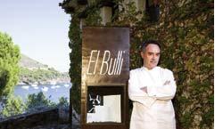 Ferran Adrià vor seinem elBulli