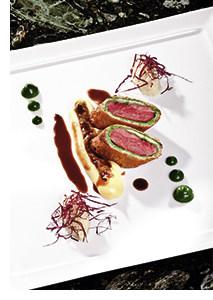 ein kulinarischer Traum von Heinz Winkler