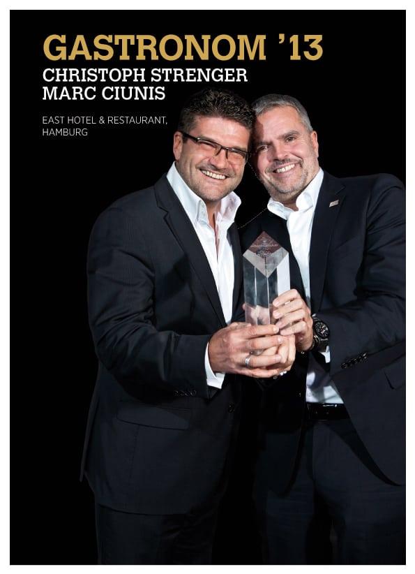 Christoph Strenger und Marc Ciunis