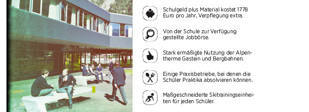 Salzburger Tourismusschulen Bad Hofgastein