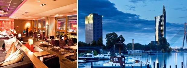 baltische Hotelanlagen