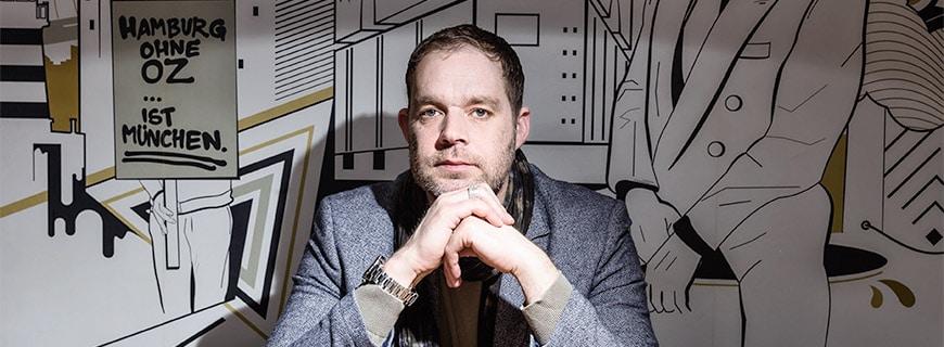 Stephan Behrmann: Ausgeschlafener Hotelmacher