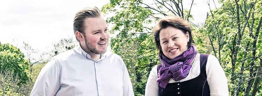 Richard und Sonja Rauch