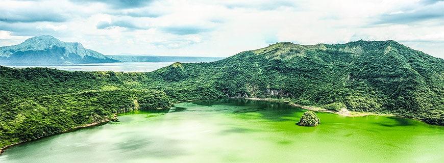 Die Philippinen bestehen aus 7107 Inseln mit unglaublichen Landschaftsbildern.