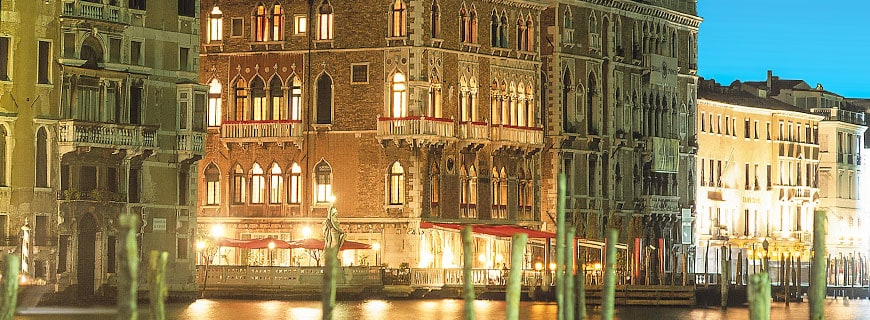 Bauer Hotel, Venedig