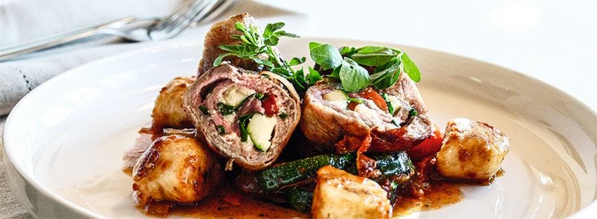 Wirtshausküche at its best: Im Weingut Maitz können Gäste gustieren, übernachten und die Natur genießen.
