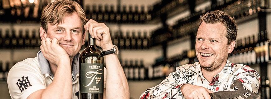 Eines der besten Restaurants der Gegend: Die-Weinbank-Koch Gerhard Fuchs und Sommelier Christian Zach bringen die Südsteiermark auf den Teller und ins Glas.